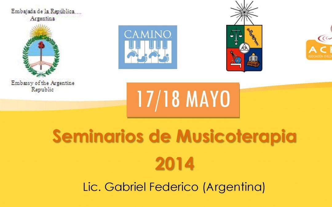Lic. Gabriel Federico en Chile