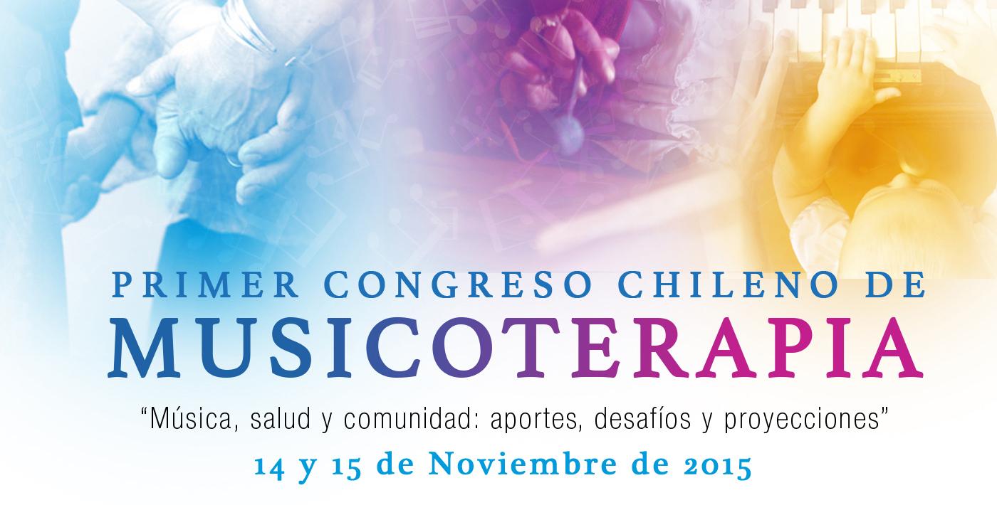 Primer Congreso Chileno de Musicoterapia