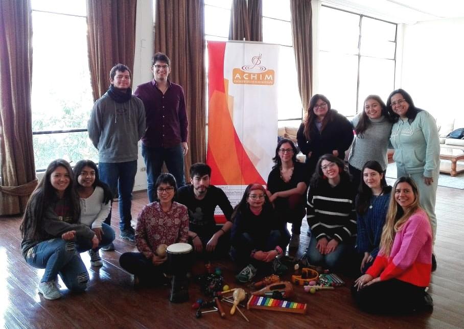 Exitosa 1ra Jornada de Autocuidado en Facultad de Medicina U. de Chile.